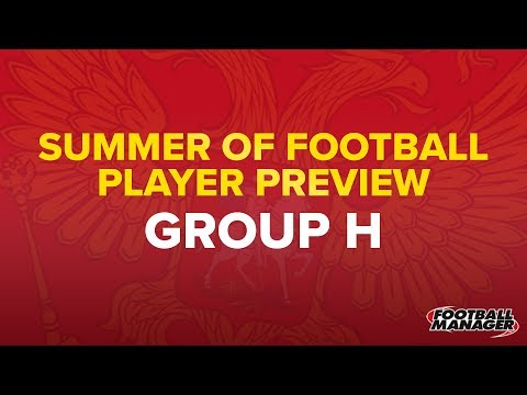 WONDERKIDS TO LOOK OUT FOR - GROUP H | SUMMER OF FOOTBALL PREVIEW WC18