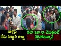 YS Jagan accepts petitions, interacts with people in Pulivendula