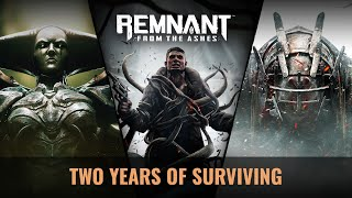 Remnant: From the Ashes | Two Years of Surviving