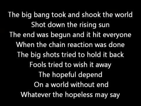 Manhattan project lyrics