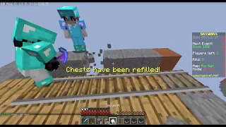 Hypixel - Skywars Funny Moments #1