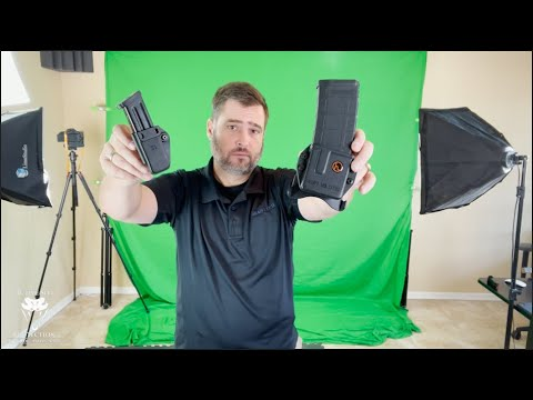 Gear Review: Henry Holsters Spare Magazine Carriers