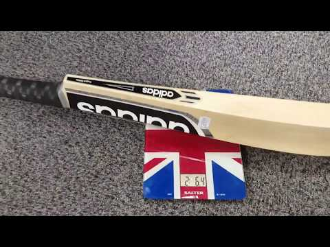 Adidas XT Black 1.0 Cricket Bat