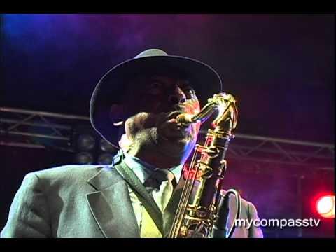 Archie Shepp - saxophone solo