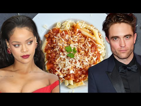 Which Celebrity Makes The Best Pasta?