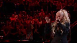 Christina Aguilera - I Put A Spell On You (Live on The Voice 2016 ft. Joe Maye)
