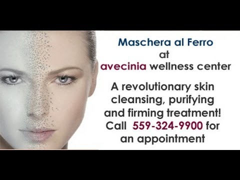 Dermophisiologique Maschera al Ferro Iron Mask Treatment in Fresno | Clovis at avecinia