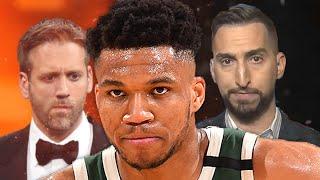 How The NBA Media Tried to Destroy Giannis Antetokounmpo