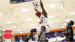 Zion Williamson's best dunks and high school highlights | ESPN