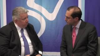 Dr  Jack Cush interviews Alex Azar, president, Eli Lilly & Co.