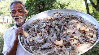 Prawns Biryani Recipe | Quick and Easy Shrimp Biryani By Our Grandpa