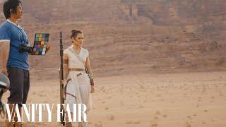 Star Wars: Episode 9 - The Rise of Skywalker - On Set Exclusive | Vanity Fair