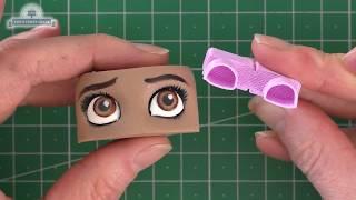 How to use Silvia Mancini Easy Eyes Cake Decorating Tutorial