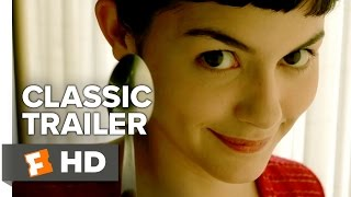 Amélie (2001) Official Trailer 1 - Audrey Tautou Movie HD