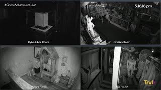 Ghost Adventures Live/ My Halloween Night Pt17