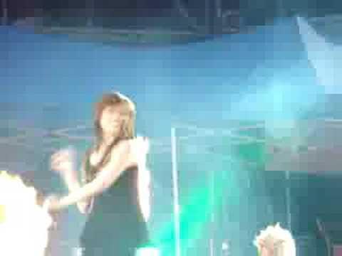 Stephanie the Grace - What U Want @ SM Concert 08