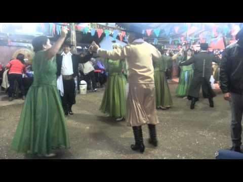 Danzas La soberana, Cielito Porteño, Jota Puntana