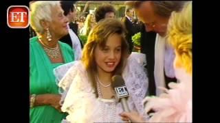 Oscars Flashback '86: 10-Year-Old Angelina Jolie