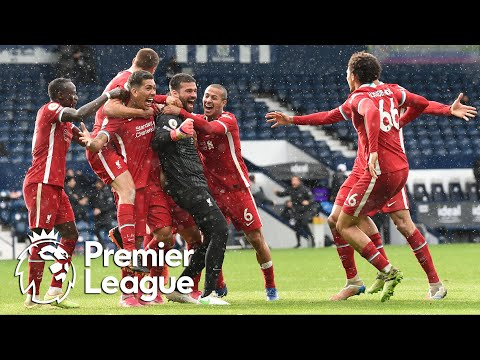 Alisson scores in stoppage time to save Liverpool's season | Premier League Update | NBC Sports