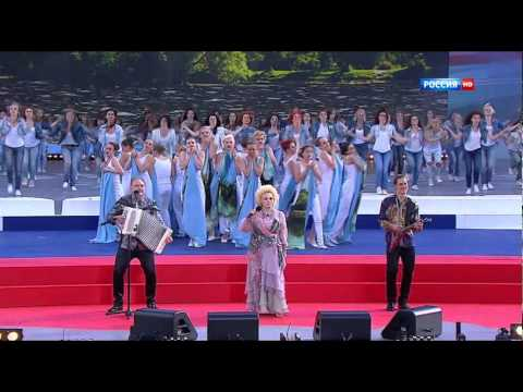 Надежда Кадышвеа и ансамбль