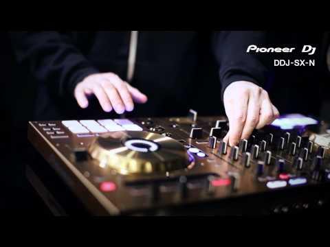 Pioneer New Controller Digital DJ-SX Gold Edition