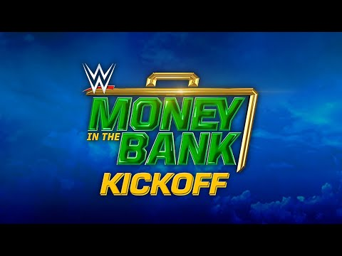 WWE Money in the Bank 2020 Kickoff