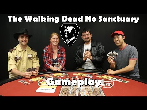 Walking Dead No Sanctuary Gameplay