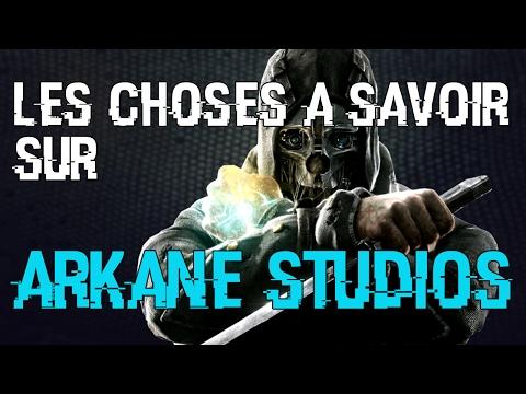 Arkane Studios - Le développement à la française - YouTube