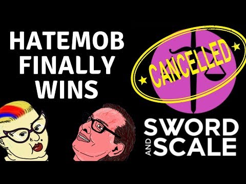 SJW's Get Hugely Popular Show Sword & Scale Cancelled
