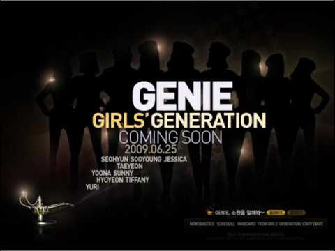 SNSD - Tell me your wish (Genie) (Full Audio HQ)