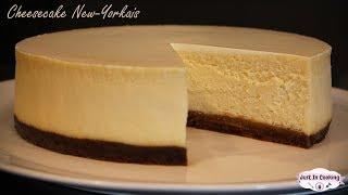 Recette du Cheesecake New-Yorkais