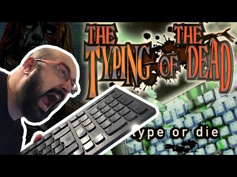 4x16 #086 The Typing of the Dead (1P) (PC)