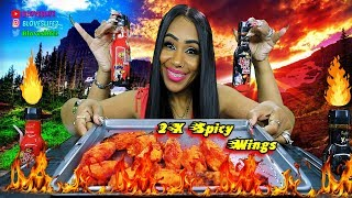 2x Spicy Wing Challenge!