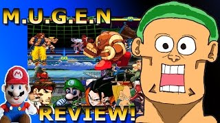 M.U.G.E.N review: The best fighting game mod ever!?