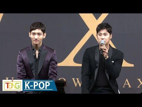 TVXQ!(동방신기) 'ASIA PRESS TOUR' -TALK- (유노윤호, 최강창민, 東方神起, U-KNOW, MAX, 아시아 프레스 투어)