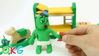 Green Baby Second 5 Seasons - Full Episodes Baby Videos - Fun Cartoons For Kids
