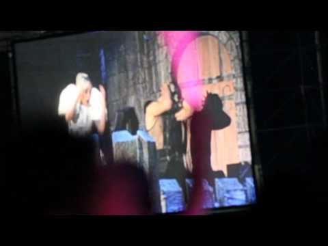 Lady GaGa Judas 猶太 - 20120518 Born This Way In taiwan
