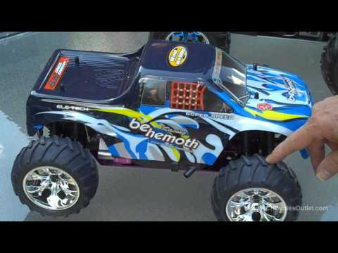 RChobbiesoutlet.com helps in selecting the best Radio Controlled RC Car, Truck Or Buggy