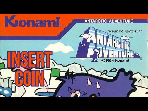 Antarctic Adventure (1985) - NES - 1 Loop