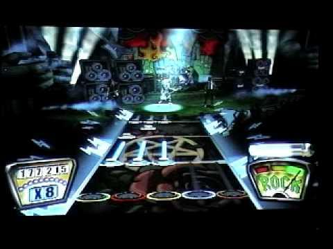 Faster Pussycat Ship Rolls In Custom GH2 Guitar Hero Song
