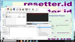 Telecharger RESET EPSON L380 L382 L383 L385 L485 with keygen Free