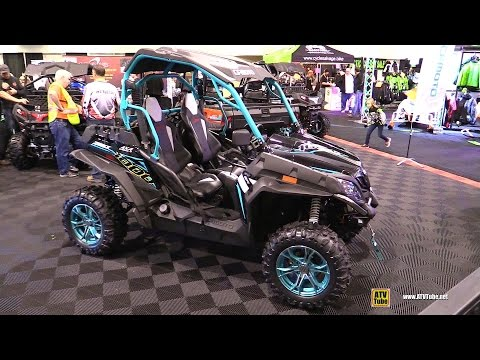 2017 CfMoto ZForce 1000 Side by Side ATV - Walkaround - 2016 Toronto ATV Show