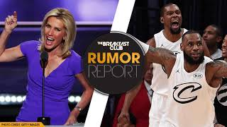 """LeBron James Fire Back At Fox News Host For """"Shut Up and Dribble"""" Comment"""