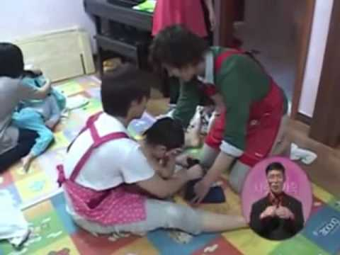 Super Junior ARE Grown-Up Kids & WITH Little Cute Kids
