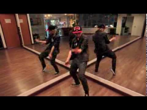 winners crew gilrz R.ryan urban hiphop choreography & solo