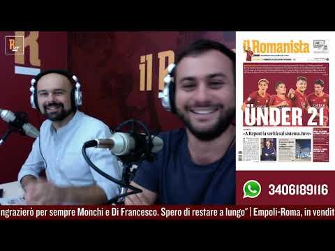 VIDEO - Verso Empoli-Roma | Dzeko, Calafiori e la Roma Ünder 21 | Il Romanista TV