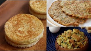 3 Easy Egg Recipes - Quick Breakfast Recipes | Ventuno Home Cooking