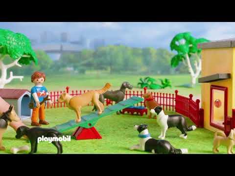 PLAYMOBIL présente la pension des animaux ! (Belgique)