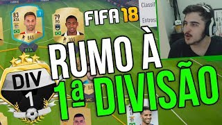 COMEÇAMOS com CALM DOWN - RTD1 #1 FIFA 18 Ultimate Team