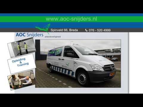 AOC Snijders bedrijfsvideo 2016